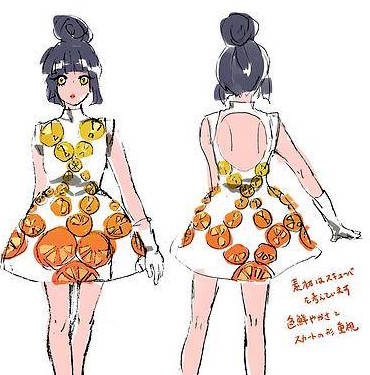 みかん流?! 斬新ファッションのガールズコレクション開催@駒場祭