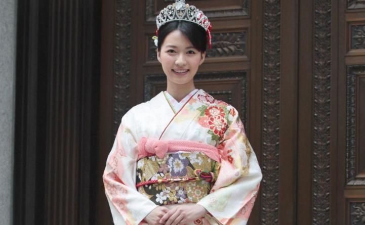 【お正月が最も似合う東大生】2016年東京きものの女王、村上さん!