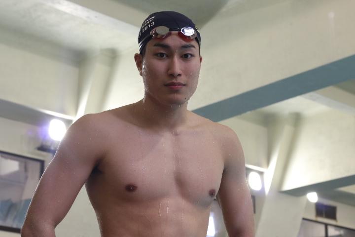 【東大マッチョ図鑑】エントリーNo.5 鈴木くん ~水泳は悔しいことばかり。でも、辛いことが好き~