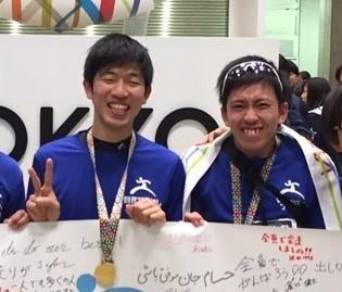 【難民かけはしプロジェクト後編】東大生と、難民の背景を持つ学生~東京マラソンを駈けた二人の物語~