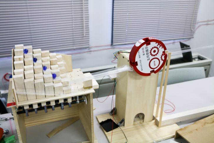 【ピタゴラスイッチ究極進化版】一年がかりで面白さを追求した精密な展示『精密Lab』 【五月祭】