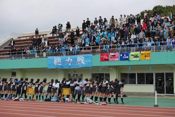 ラクロス部女子五月祭試合〜歴史が変わる瞬間を見逃すな!〜