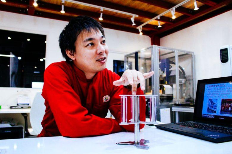 台風発電で世界を変える起業家、チャレナジーCEO・清水敦史さん「教科書を書き変えるという未来が、僕にはある」【TOKYO STARTUP GATEWAY】
