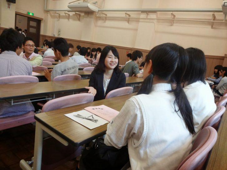 【オープンキャンパス】800人の中高生があなたの話を聞きに!【東大ガイダンス】