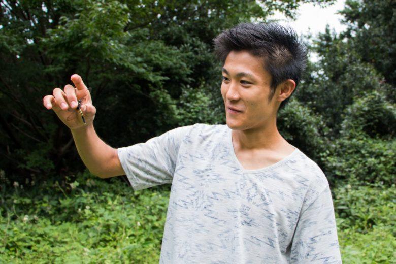 「何があっても生き残る」 日本の生態系トップ?に君臨する東大生と虫を食べる