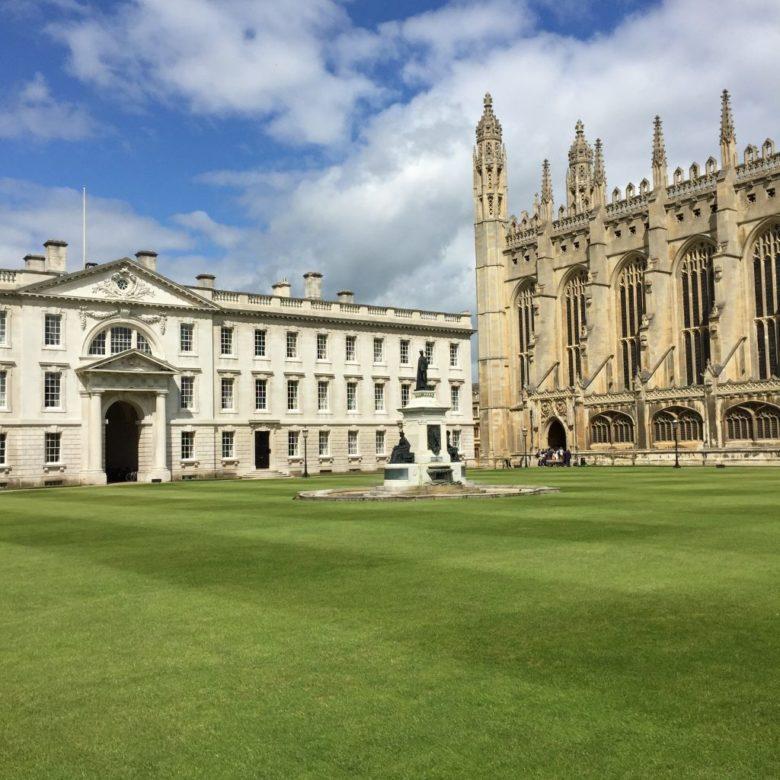 「暮らす場所」としての大学。似非タフグロ東大女子が学園都市ケンブリッジ大学に潜入!