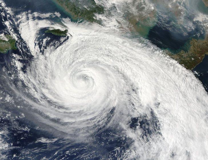 台風に「あけましておめでとう」を言うことは可能か?