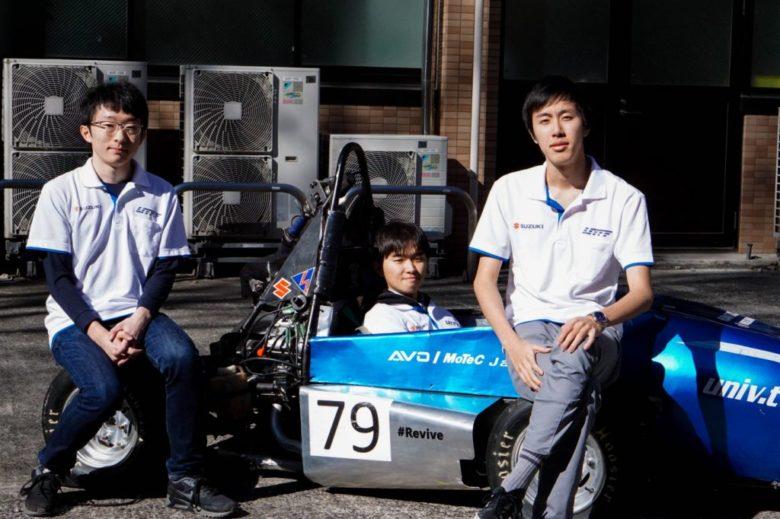 【学生だけで車を作る】みなさん、東京大学フォーミュラファクトリーが、とんでもないことをしています。