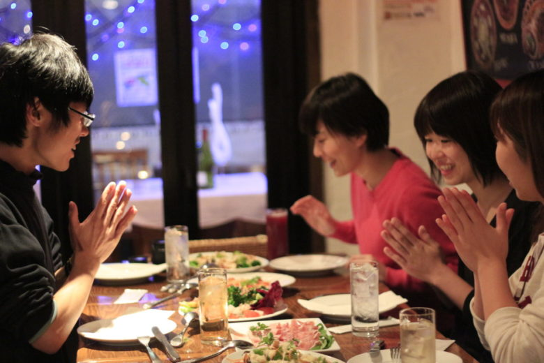【打ち上げ・コンパ】幹事必見!絶対に外れないご飯屋さんの探し方