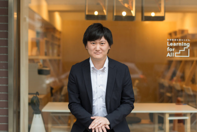 「新しい日本の当たり前を作りたい」新卒でNPOの代表になった男が教育を変える!