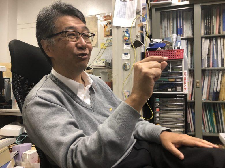 超小型衛星が世界を変える!東大航空宇宙学科・中須賀先生に直撃