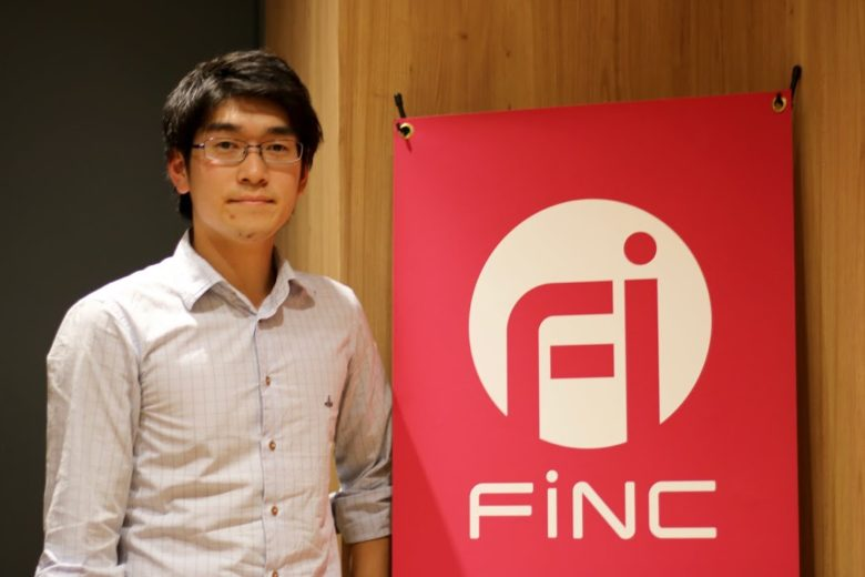 FiNCの若手東大卒CTO, 南野充則氏が語る「上昇志向に生きる」ワケ